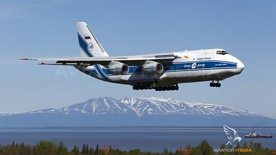 Volga-Dnepr Antonov 124-100