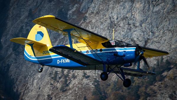 Donau Air Service / Antonov An-2 / D-FKME
