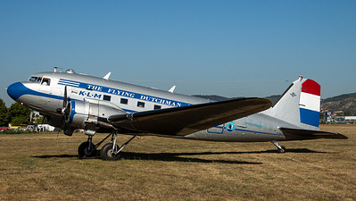 "Private - KLM / Douglas DC-3C ""Dakota"" / F-AZTE"