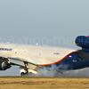 Smokey Aeroflot...