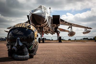 Luftwaffe - AG 51 / Panavia Tornado ECR / 46+57 / Arctic Tiger 2013