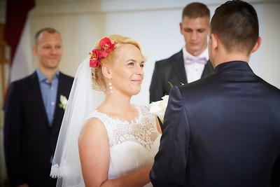 Kāzas Jelgavā (www.dzintarskrastins.com)