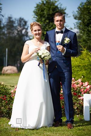 Kāzas Babītē (www.dzintarskrastins.com)