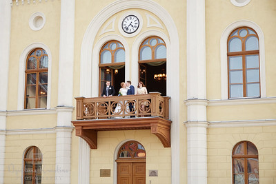 Kāzas Irina un Sergejs