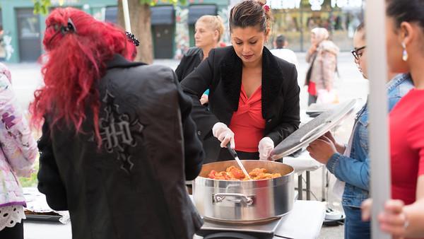 Romsk kulturfestival - 30.09.17-utvalg