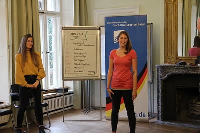 Zwischenbilanz - Tandem Mentoring