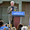 Former President Bill Clinton was in Española, New Mexico on Tuesday May 24, 2016 campaigning for his wife, Democratic frontrunner Hillary Clinton at the Plaza De Espanola. Clyde Mueller/The New Mexican