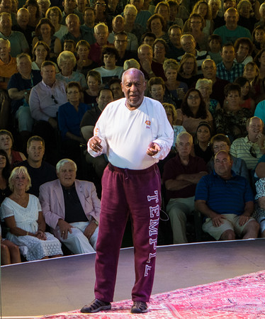 Bill Cosby, 2014, Cohasset MA