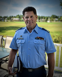 Bill Flynn, Coast Guard