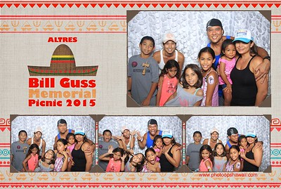 Bill Guss Memorial Picnic (Fusion Photo Booth)