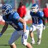 Jack Simcox #44, WHS-Plainfield football 11/28/13 W34-0 (Bill Howard photo)