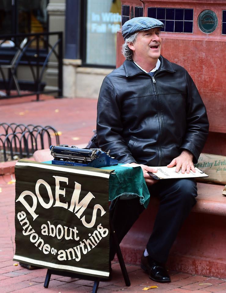 Bill Keys,The Poem Guy