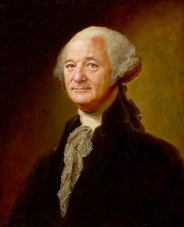 Lansdowne Portrait Of George Washington, Gilbert Stuart