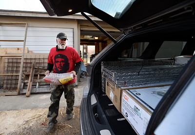 Bill Pomeroy Leaves Lafayette to Protest at Standing Rock