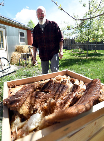 Bill Pomeroy's Bees are Dying