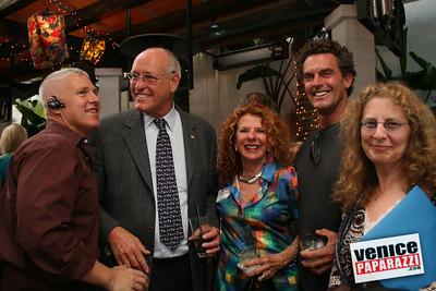 Bill Rosendahl.  Photo by www.VenicePaparazzi.com