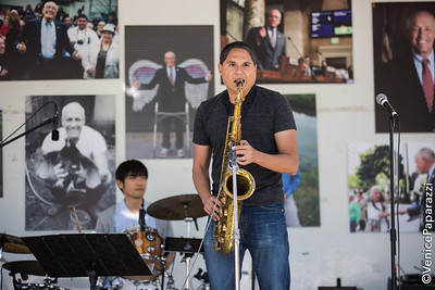 Bill Rosendahl's Celebration of Life.  4/16/16  www.11thdistrict.com/remembering_bill Photo by VenicePaparazzi.com