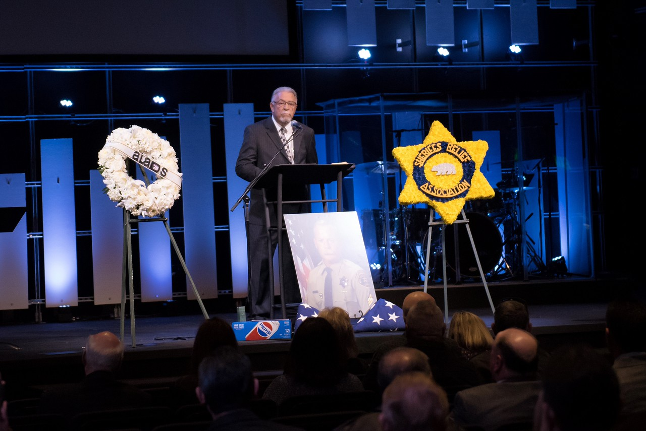 (129) Bill Sanders' Funeral 3-20-18 Photography by Chris Miller