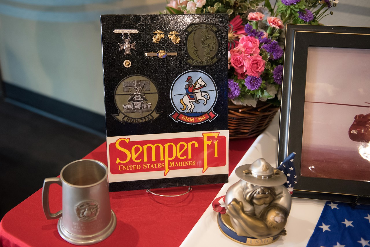 (44) Bill Sanders' Funeral 3-20-18 Photography by Chris Miller
