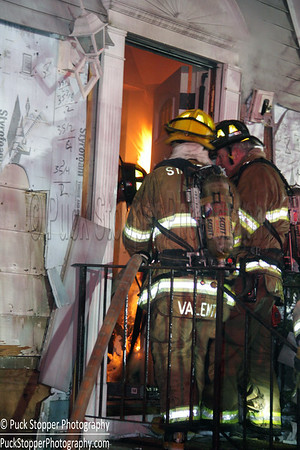 2 Alarm House Fire - 28 Arlington Rd, Stamford, CT - 12/21/16