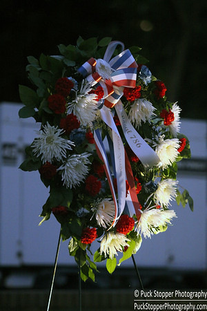 9/11 Ceremony - Stamford, Connecticut - 9/11/16