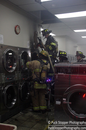 Dryer Fire - 1060 Hope St, Stamford, CT - 11.25.16