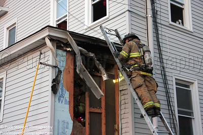 House Fire - 72 Halloween Blvd, Stamford, CT - 2/17/17
