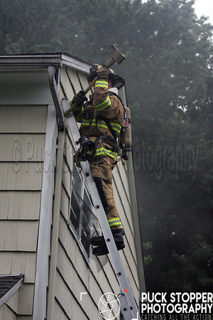 Structure Fire - 38 Connecticut Ave, Stamford, CT - 7/14/17