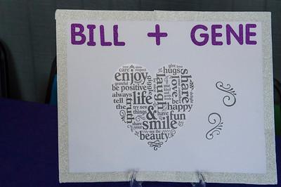 Bill and Gene