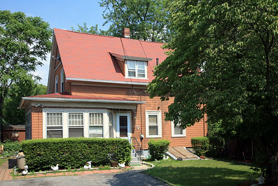 9 Hazel Place, Lawrence, MA (former home of Mr. & Mrs. Charles Cooreman and their son, Walter Charles Cooreman)