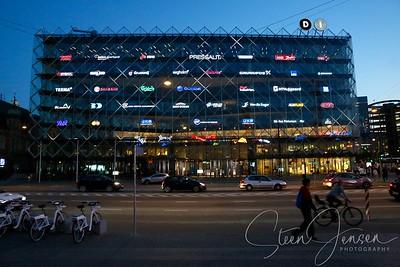 Billboards; Light advertising; Lysreklamer;