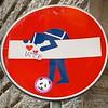 Traffic signs; Trafik skilte;