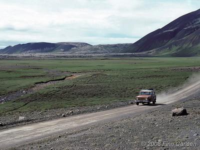Vejen til Thingvellir