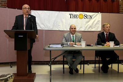 Billerica State Rep. debate