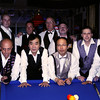 Front row: Mazin Shooni,  Sonny Cho, Seong Kim, Dan Kolacz and Miguel Torres<br /> Back row: Robert Lewis, Drew Danglemayer, Jose Costa, Tom Sansouci and Jim Shovak