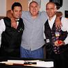 Miguel Torres, Miguel Andrada & Mazin Shooni