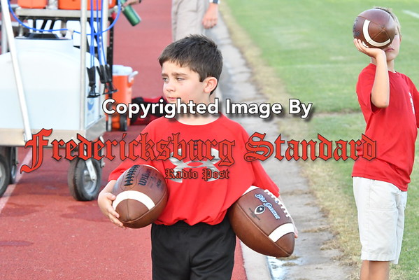 Billies football 1 of 2 9-21-16