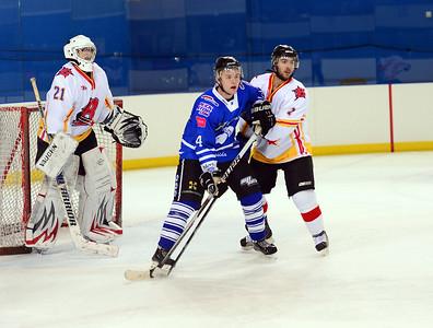 Billingham Stars v Sheffield Spartans Sat 8th Sept 2012
