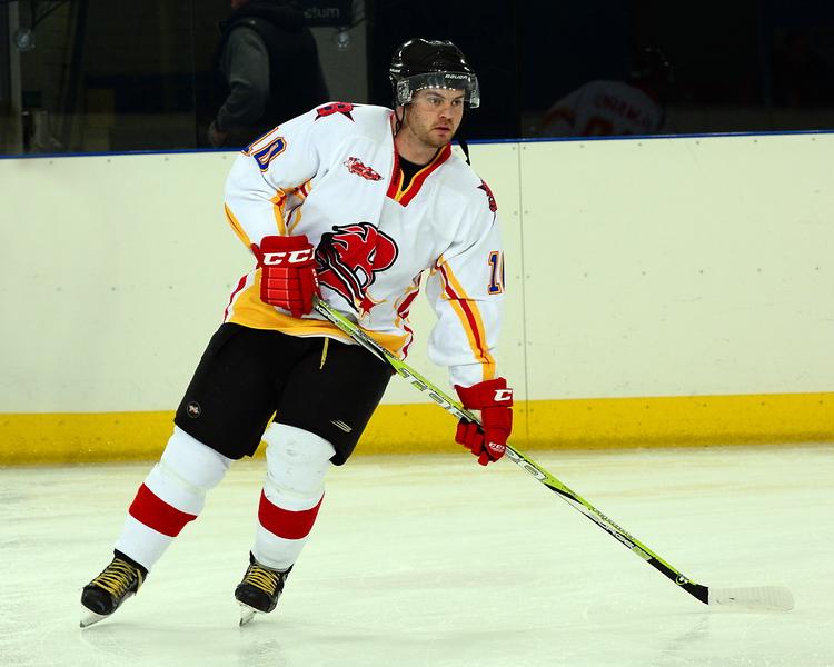 #10 Scott Ward