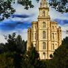 Manti LDS Temple, Manti Utah