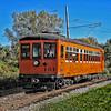 Vintage Streetcar, Western Train Museum