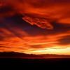 Sunset Fire