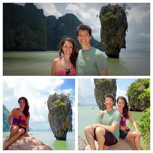 Ben & Jacinta SE Asia 2015