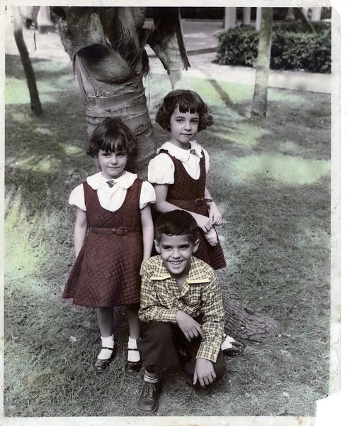 Ivonne, Anny & Jorge