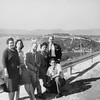 Dec 1959 Santiago; the Portillas, Garays & Guillermo & Olga