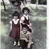 Ivonne, Anny & cousin Jorge (Aida's son)
