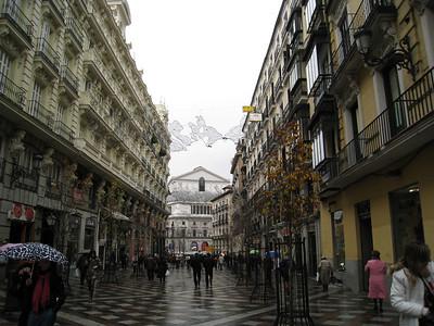 Spain Dec 2009