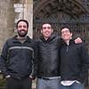 Ben with Josefina's sons David & Arturo