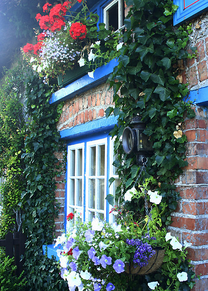The Blue Door Restaurant, Adare, Ireland
