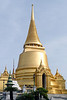 Phra Sri Rattana (Golden Chedi) at the Grand Palace, Bangkok. It holds remains or fragments of Buddha.
